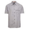 axant Alps Travel Shirt Agion Active Men grey check